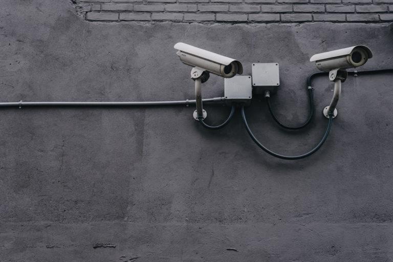 Sicherheit Überwachung
